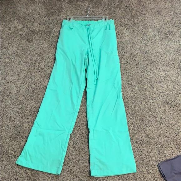 Grey's Anatomy Pants - Grey's anatomy scrub bottoms- medium tall